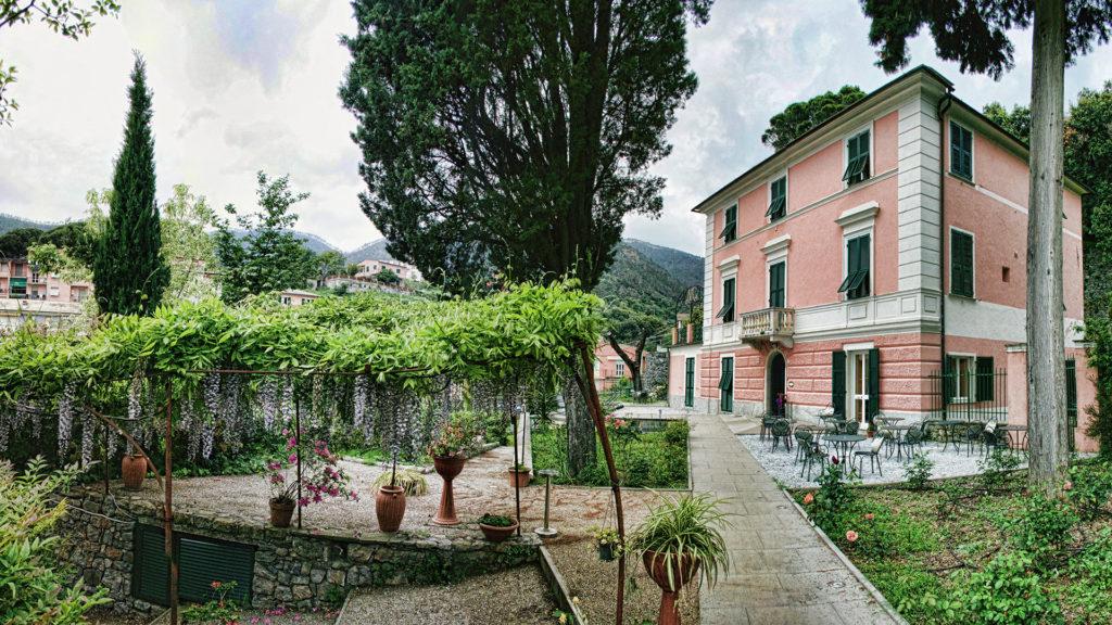 Villa Accini Hotel