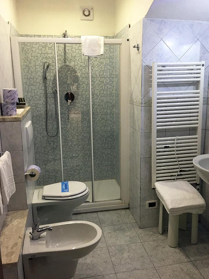 Hotel Villa Accini room 2